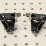 1988 Dia-Compe 284 Brake Levers Tech 7 Bodies . old school bmx