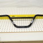 FLY RACING JOEY BRADFORD SERIES 7.5 HANDLEBAR BLACK vintage bmx