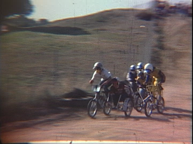 San Diego BMX Bicycle Motocross, vintage BMX